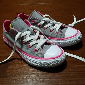 Converse All Stars girls size 13